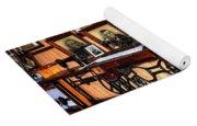 Treadle Sewing Machines Yoga Mat