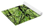 Tree Branches  Yoga Mat
