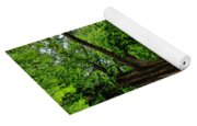Tree In Paradise Yoga Mat
