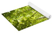 Trees Yoga Mat