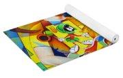 Trey Kandinsky  Yoga Mat