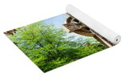 Trinity Church Garden  7d02024 Yoga Mat