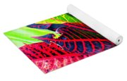 Tropicals Gone Wild Naturally Yoga Mat