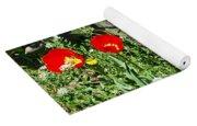 Tulip Garden Yoga Mat
