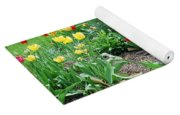 Tulip Gardenscape Yoga Mat