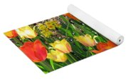 Tulips - Field With Love 41 Yoga Mat