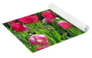 Tulips - Field With Love 54 Yoga Mat