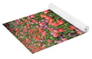 Tulips - Field With Love 55 Yoga Mat