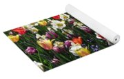 Tulips - Field With Love 57 Yoga Mat