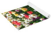 Tulips - Field With Love 58 Yoga Mat