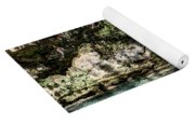 Turquoise Forest Pond On A Summer Day No2 Yoga Mat