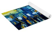 Urban Story - The Romanian Revolution Yoga Mat
