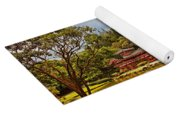 Valley Of The Temples Yoga Mat