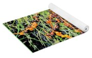 Vibrant Berries Yoga Mat