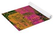 Vo96 Circuit 6 Yoga Mat