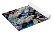 Wadering Tattler At Low Tide Yoga Mat