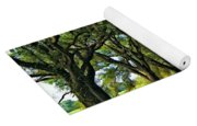 Walk With Me Paint Version Yoga Mat