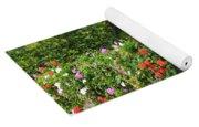 Wall Flowers Yoga Mat