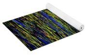 Water Reeds Yoga Mat