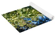 Water Reflections 4 Yoga Mat