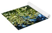 Water Reflections 5 Yoga Mat