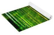 Weeping Willow Tree Ribbons Yoga Mat