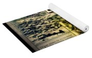Welcome To Bodie California Yoga Mat