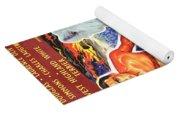 West Highland White Terrier Art Canvas Print - Spartacus Movie Poster Yoga Mat