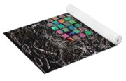 Wet Reflections Yoga Mat