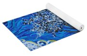 When Squiggles Swim Yoga Mat
