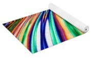 Where It All Began Abstract Yoga Mat