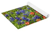 Wildflower Feast Yoga Mat