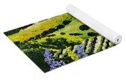 Wildflower Ridge Yoga Mat