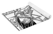 William Abell (c1584-1655) Yoga Mat