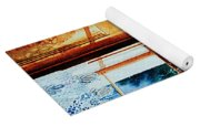 Window Treasures Yoga Mat