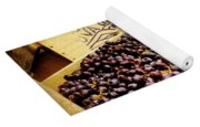 Wine Grapes Yoga Mat