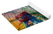 Wonder Wheel Yoga Mat
