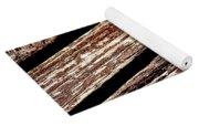 Wooden Deck Yoga Mat