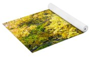 Yellow Tree Yoga Mat