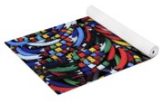 Zulu Necklace Yoga Mat