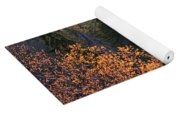 Great Smoky Mountains Morning Yoga Mat