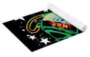 Out Of This World Coffee Yoga Mat