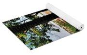 001 Niagara Gorge Trail Series  Yoga Mat