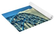 005 Grand Island Bridge Series  Yoga Mat