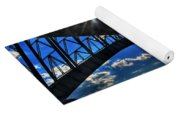010  Peace Bridge Series II Beautiful Skies Yoga Mat