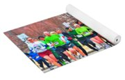 021 Shamrock Run Series Yoga Mat