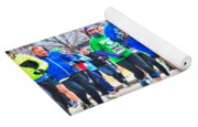 029 Shamrock Run Series Yoga Mat