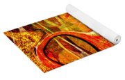 0625 Abstract Thought Yoga Mat