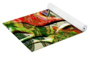 0627 Abstract Thought Yoga Mat