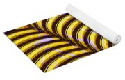 0647 Abstract Thought Yoga Mat